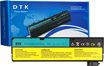 DTK 0C52862 0C52861 68+ New Laptop Battery Replacement for Lenovo IBM Thinkpad L450 L460 T440s T440 T450 T450s T460 T460P T550 T560 P50S W550s X240 X250 X260 Series 10.8V 4400mAh 6 Cell