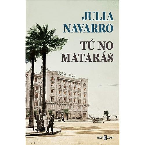 Tú no matarás eBook: Navarro, Julia: Amazon.es: Tienda Kindle