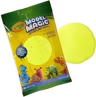Crayola Model Magic, Neon Yellow, 4 oz, Cy57-6001-0-096