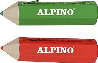 Alpino UA000152 - Portatodo con 12 lápices