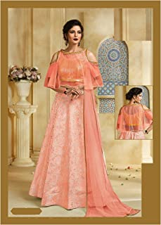 b1fffc07b1 Festival Diseñador Nupcial Indio Plisado Lehenga Choli Dupatta Drapeado  Sari Sari Vestido de cóctel Vestido de