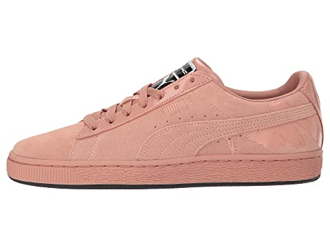 Clay PUMA Muted Clay Mac X Classic Suede One Muted wSxqP8SHnf