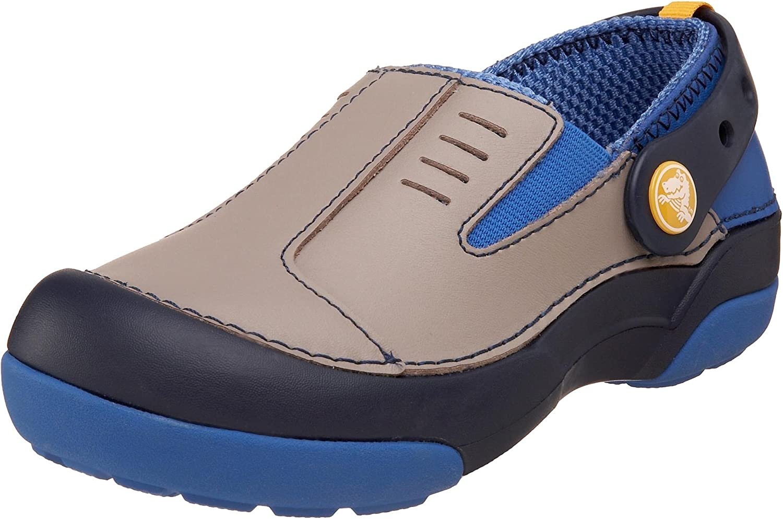 Crocs Boys' Teton Slip-On