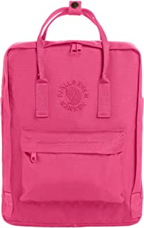 Fjallraven - Re-Kanken Recycled and Recyclable Kanken Backpack for Everyday, Pink Rose