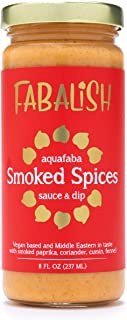 FABALISH Smoked Spices Sauce and Dip |