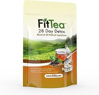 FitTea 28 Day Detox 28 Day Program