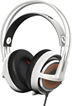 SteelSeries Siberia 350 Gaming Headset - White (formerly Siberia v3 Prism)