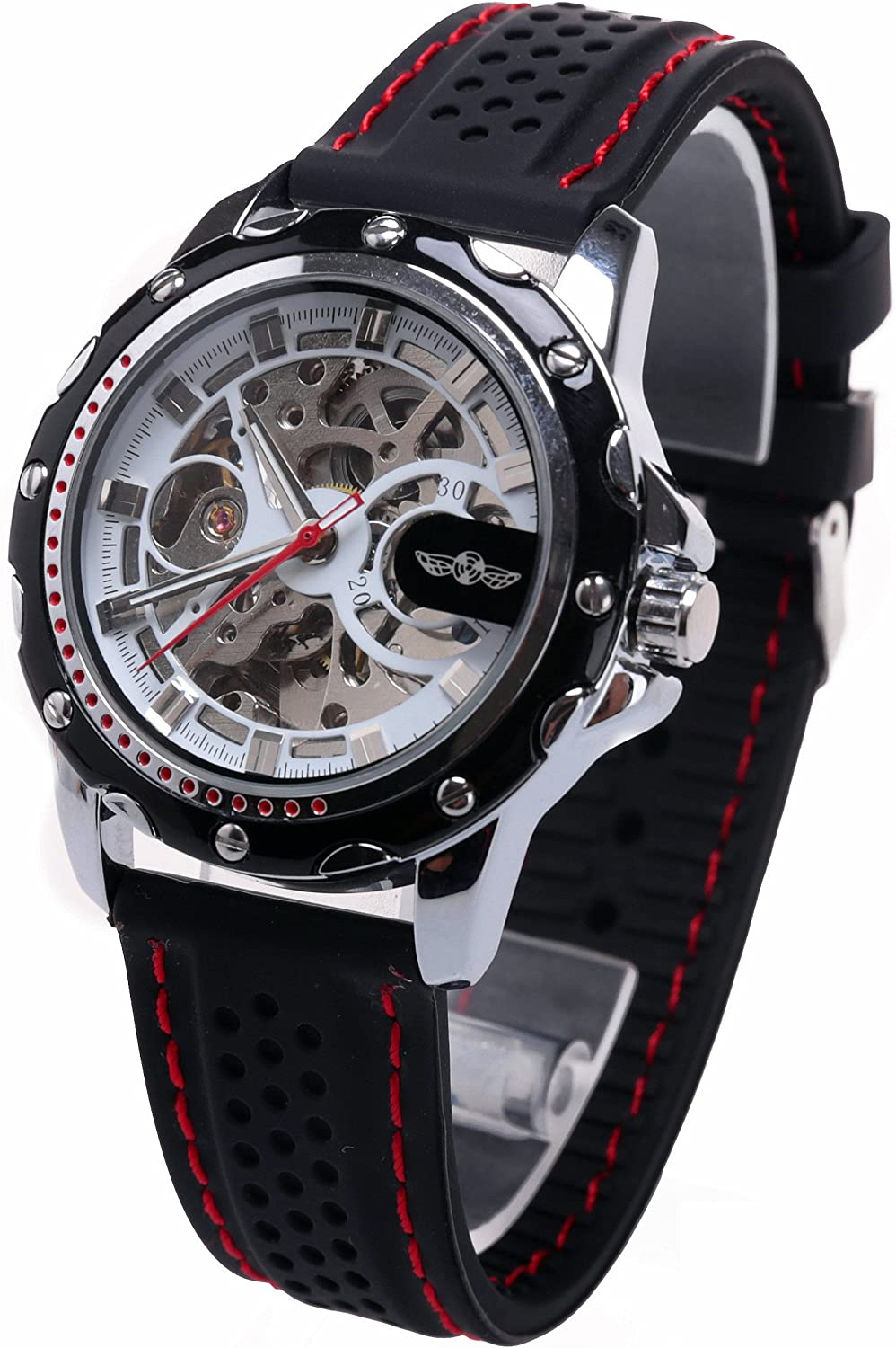 Special price Obic-Shop Winner price Military Mechanical St Automatic Men's Skeleton
