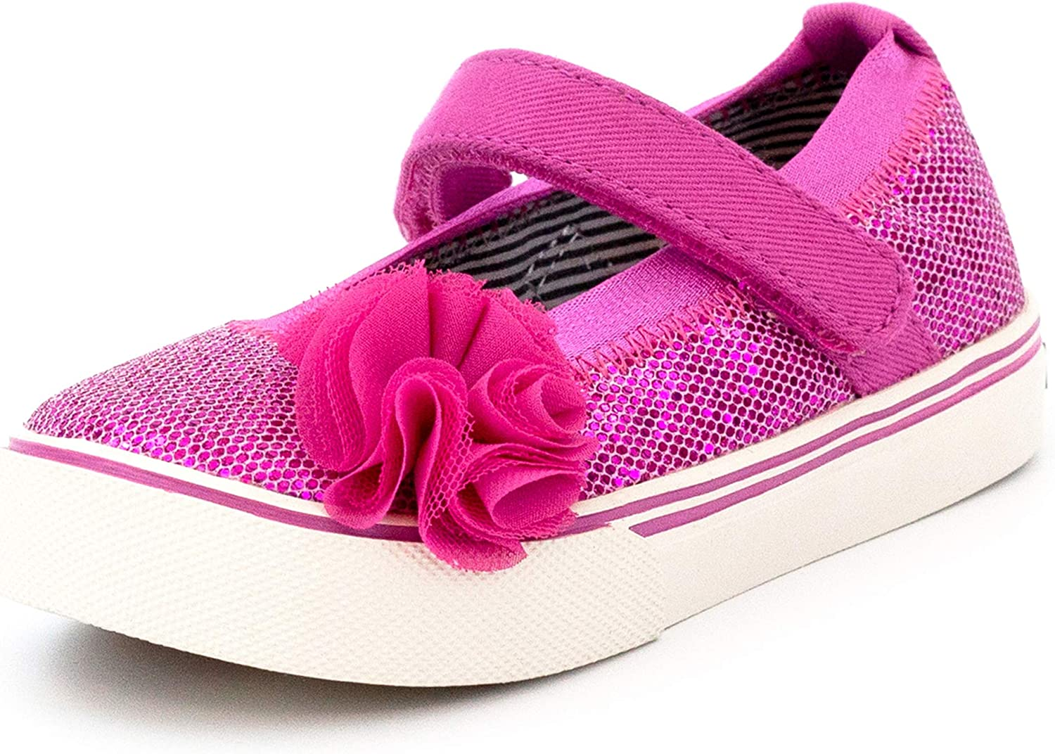 MORGAN MILO Dazzle Mary Jane Shoes It is very popular and Siz Toddlers Max 67% OFF Girls for