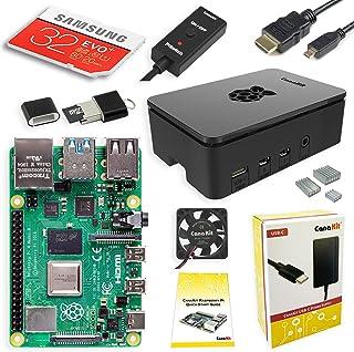 CanaKit Raspberry Pi 4 8GB Starter Kit - 8GB RAM
