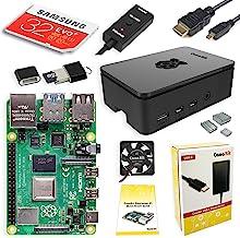 CanaKit Raspberry Pi 4 4GB Starter Kit - 4GB RAM