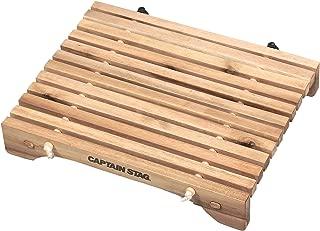 キャプテンスタッグ(CAPTAIN STAG) キャンプ バーベキュー用 机 テーブル CSクラシックス コンパクトロールテーブル 31×21cm