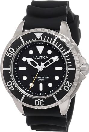Nautica Mens N18630G Mega Pro Diver / NMX 650 Watch