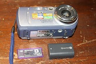 Sony Corporation Sony Digital Still Camera Model# Sony DSC-P30 1.3 MP Megapixels Cyber-Shot Digital Camera