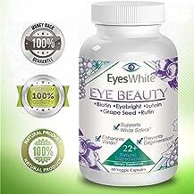 EyesWhite Eye Whitening +Beauty Vitamin Supplement