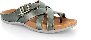 Montauk Sandals in Olive