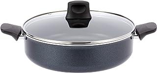 Tefal C36772 Titanium Elegance 28 cm Thermo-Spot Teknolojili Yapışmaz Kısa Tencere - 9100028883