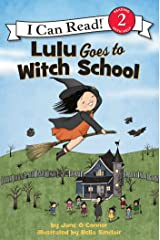 Lulu Goes to Witch School (I Can Read Level 2) Kindle Edition