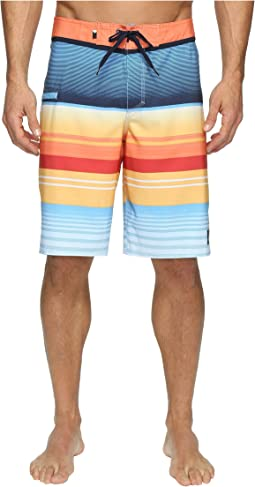 "Everyday Stripe Vee 21"" Boardshorts"