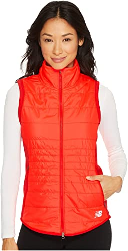 New Balance - NB Heat Hybrid Vest
