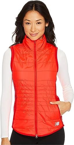 New Balance - NB Heat Hybrid Vest
