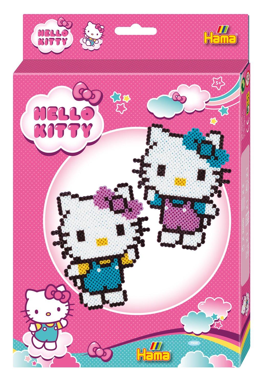 Hama 7959 Hello Kitty Estuche para Colgar: Amazon.es: Juguetes y juegos