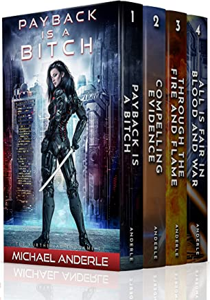 The Kurtherian Endgame Boxed Set: Books 1 - 4 - Payback is a Bitch, Compelling Evidence, Through the Fire and Flame, All's Fair in Blood and War (English Edition)
