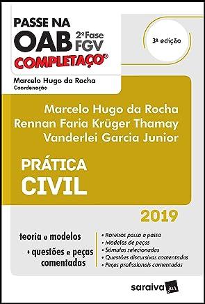 Completaço® OAB 2ª fase : Prática civil - 3ª edição de 2019