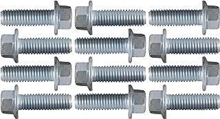 ICT Billet USA BOLTS KIT ONLY LS Exhaust Manifold/Header Flange Bolts LS1 LS3 LS2 LSX ICT LM7 LR4 LQ4 LS6 LQ9 L33 LH6 L92 L76 L99 L96 L82 L83 L84 L86 L87 LT1 551696
