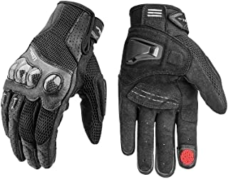 LEXIN Motorcycle Riding Gloves for Men, Insulated work...