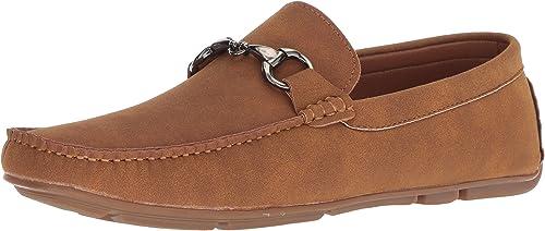 Unlisted by Kenneth Cole Men& 039;s IAN IAN IAN Driver B Driving Style Loafer, tan, 8.5 M US  Marken online billig verkaufen