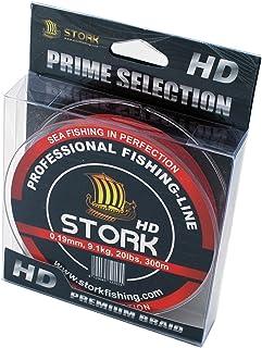 Stork HD, 4-Hilo Trenzado Pesca 300m