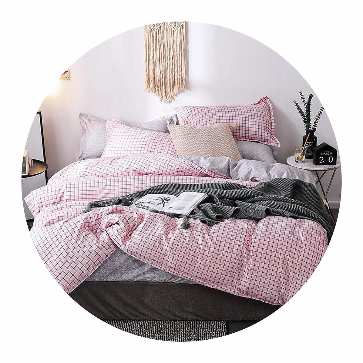 Home Textile Cyan Kitty Duvet Cover Pillow Case Bed Sheet Boy Kid Teen Girl Bedding Linens Set King Queen Twin,4,Pillowcase 2pcs,Flat Bed Sheet