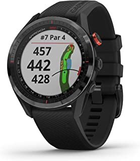 Garmin Approach S62 Montre connectée de Golf Noir