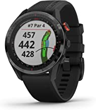 $489 » Garmin Approach S62, Premium Golf GPS Watch, Built-in Virtual Caddie, Mapping and Full Color Screen, Black (010-02200-00)