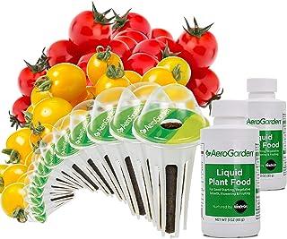 AeroGarden 812501-0208 Mixed Cherry Tomato, 12-pod