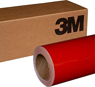 3M 1080 G83 GLOSS DARK RED 5ft x 60ft (300 Sq/ft) Car Wrap Vinyl Film