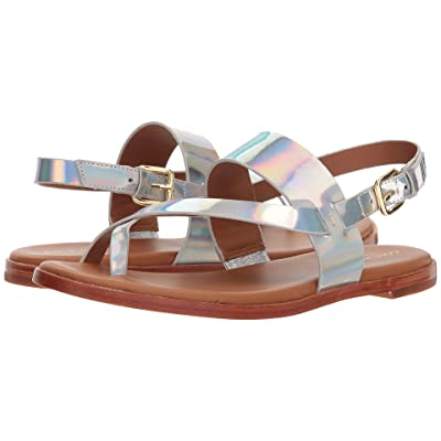 Cole Haan Anica Thong Sandal (Iridescent Specchio) Women