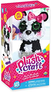 Best PlushCraft 3D Plush Panda Craft Kit Review
