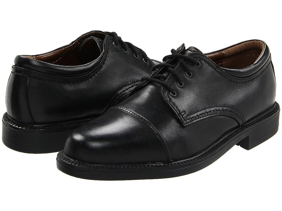 Dockers Gordon Cap Toe Oxford (Black Polished) Men
