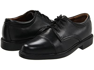 Dockers Gordon Cap Toe Oxford (Black Polished) Men