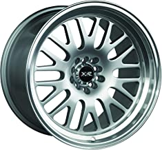 XXR 531 Hyper Silver/ML Wheel with Painted (18 x 8.5 inches /5 x 112 mm, 35 mm Offset)