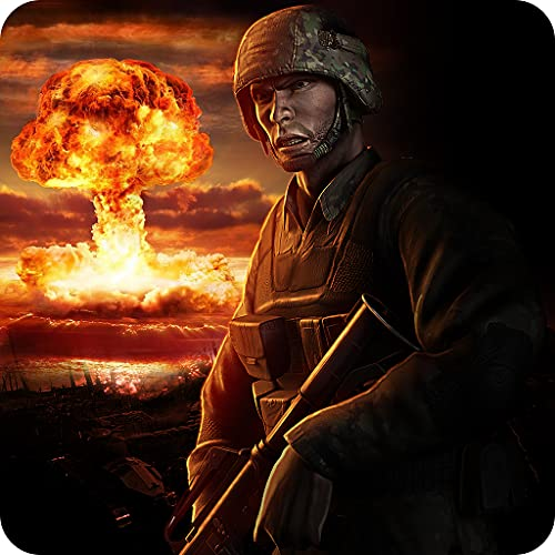 Último día Reglas de supervivencia Simulador de batalla 3D: World War Army Comando Shooter Héroe superviviente Adventure Game 2018