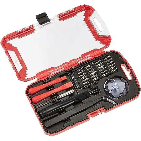 AmazonBasics 32-Piece Electronics Repair Screwdriver Set