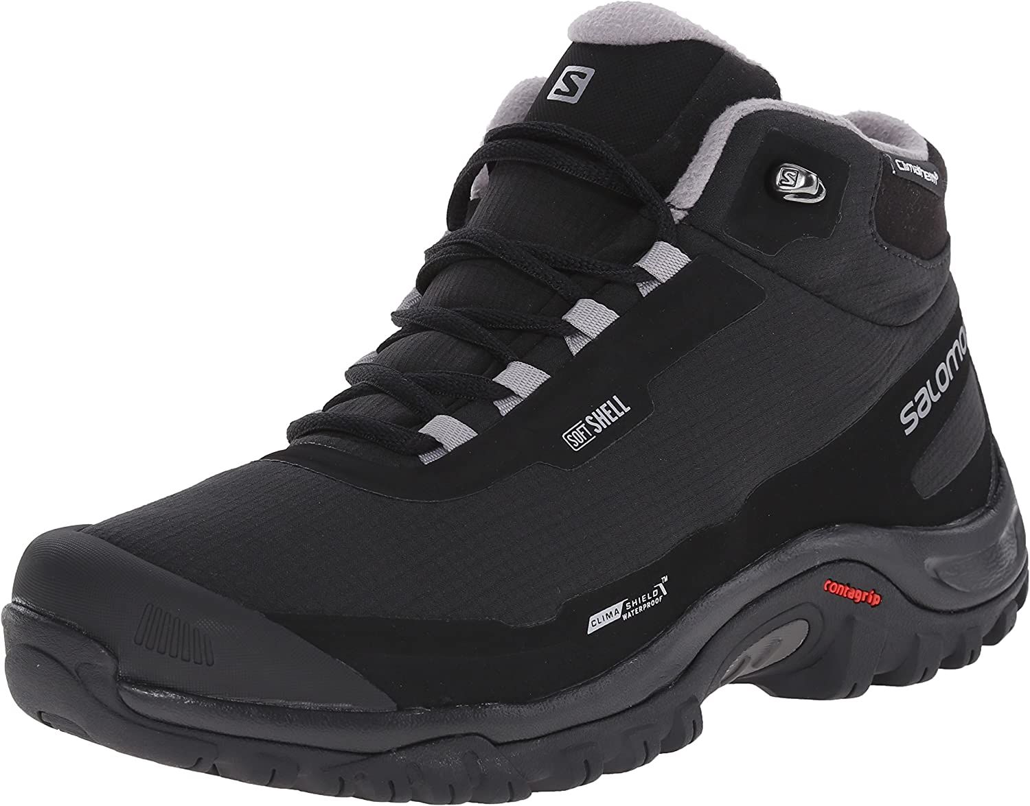 Salomon Men's Shelter Cs Wp Snow Boot