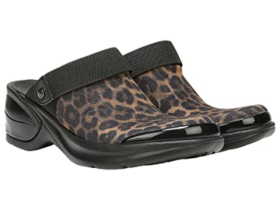 Bzees Kitty (Black/Brown Leopard) Women