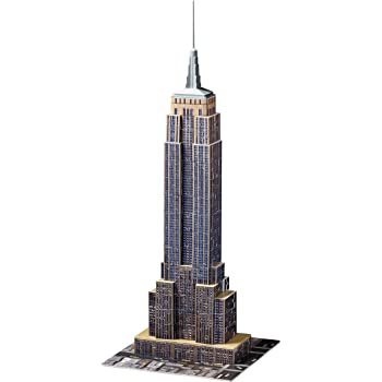 CubicFun- Puzzle 3D Empire State Building (CPA Toy Group Trading ...