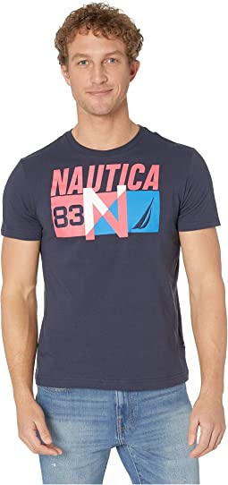 Nautica 83 Direct Print T-Shirt