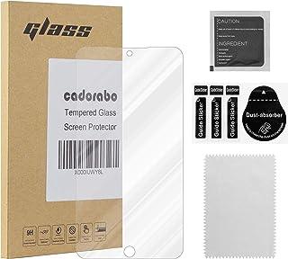 Cadorabo härdat glas fungerar med MEIZU 15 i hög transparens – skärmskydd 3D touch kompatibel med 9H hårdhet – skottsäker ...