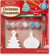Melissa & Doug Decorate-Your-Own Christmas Ornaments